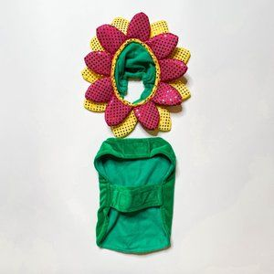 2 Piece Petsmart Flower Costume